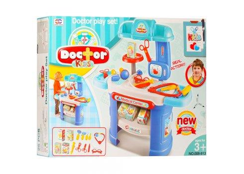 Игровой набор Доктор на 25 деталей, 008-913