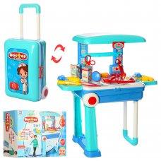 Игровой набор Маленький доктор 2в1, 008-925