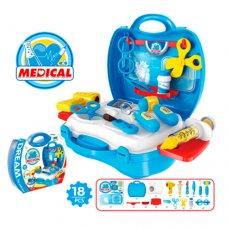Игровой набор Доктора в чемодане 8355