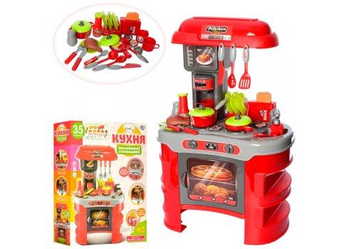 Детская кухня Little Chief 008-908А с музыкальными и световыми эффектами