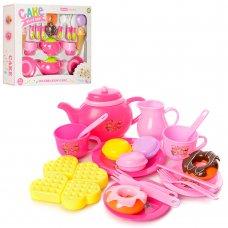 Чайный игровой набор со сладостями NF288K-28-29