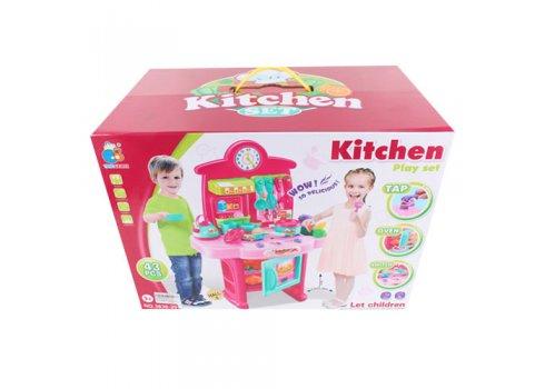 Детский игровой набор - Кухня 43 детали, 3830-20