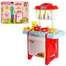 Детский игровой набор - Кухня 26 деталей, 889-57-58
