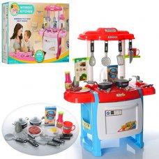 Детский игровой набор - Кухня WD-B18