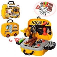 Набор инструментов в чемоданчике, 27 предметов, 008-916A