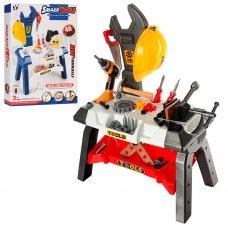 Игровой набор инструментов со столиком, 40-44 детали, Bambi T103-2-104-2