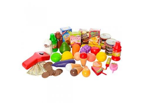 Игровой набор Супермаркет (магазин) 61 предмет, высота 68см, 008-911