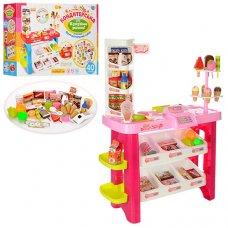 Игровой набор Супермаркет (магазин) 40 предметов, высота 76см, 668-19-21