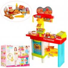 Игровой набор Супермаркет (магазин) 48 предметов, высота 86,5см, 889-71-72