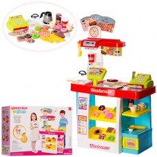 Игровой набор Супермаркет (магазин) 51 предмет, высота 88см, 889-73-74