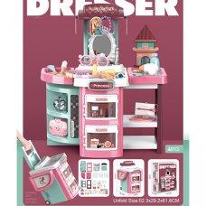 Игровой набор Трюмо детское, туалетный столик для девочки, Bambi 14P03