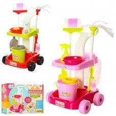 """Детский игровой набор для уборки """"Маленькая помощница"""" Limo Toy 667-33-35"""