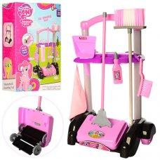 Детский игровой набор для уборки My little Pony 901-604