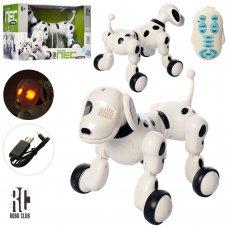 Интерактивная робот собака на радиоуправлении ROBO CLUB RC 0006 от LIMO TOY