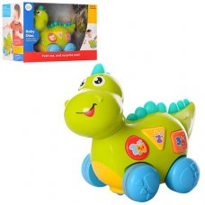 Динозавр обучающий 6105