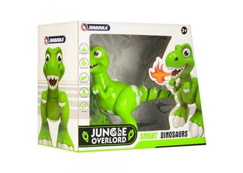 Робот динозавр интерактивный с паром Jiabaile Dinosaur радиоуправляемый 908A