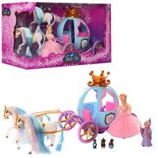 Карета с лошадью и куклой 778397/201