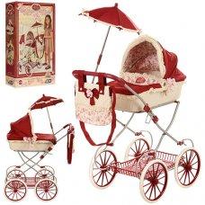 Коляска для куклы Классика с зонтом De Cuevas 81015