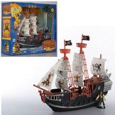 Корабль «Пираты Черного моря» Limo Toy M 0516 U/R