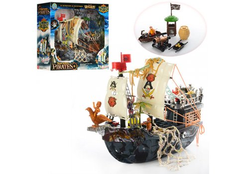 Корабль пиратов 50838D
