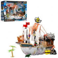 Корабль пиратов 50838H