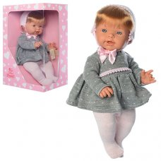 Кукла Berbesa 43 см, 34327