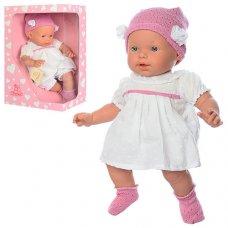 Кукла Berbesa 39 см, мягконабиваня, 4308R