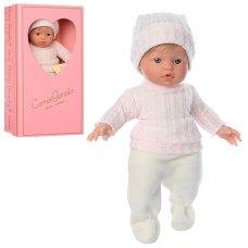 Кукла Berbesa 34 см, мягконабиваня, 52121