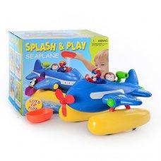 Игрушка для купания Самолет 168