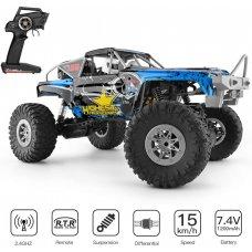 Машина на радиоуправлении BUGGY 4WD 1:10 RTR Wltoys 104310 (15 км/ч)