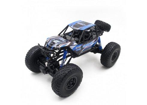 Радиоуправляемый краулер MZ Blue Climbing Car 1:10 MZ-2837 синий