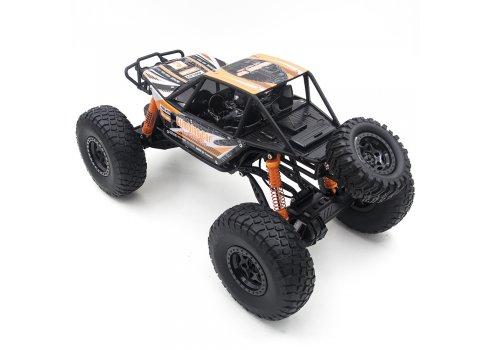 Радиоуправляемый краулер MZ Orange Climbing Car 1:10 MZ-2837 оранжевый