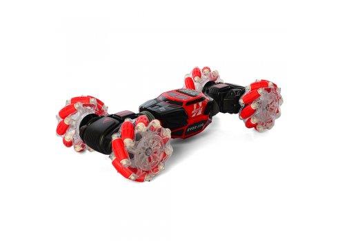 Машинка трюковая управление от руки + пульт ДУ LIMO TOY М 5508 разные цвета