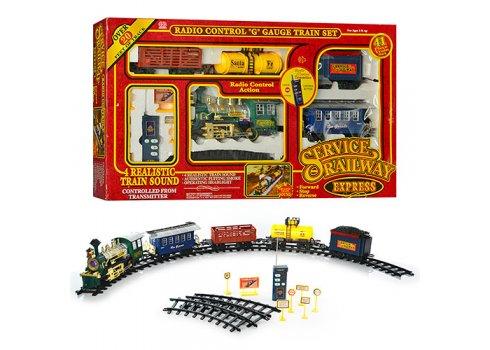 Детская железная дорога на радио пульте- 2031 Service Railway
