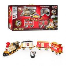 Детская железная дорога на радио пульте - 3048