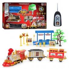 Детская железная дорога на радио пульте - 3049 Service Railway