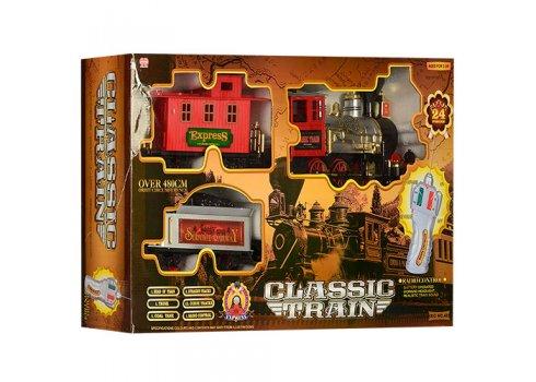 Детская железная дорога на радио пульте - 48 Classic Train