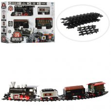 Железная дорога LIMO TOY 701830 R/YY 126, длина пути 420см