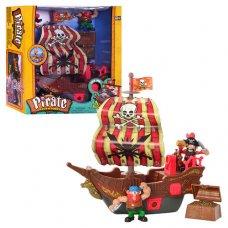 Пиратский корабль Keenway Приключения пиратов 10754