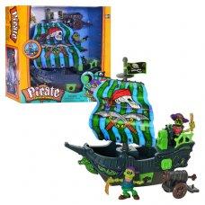 Пиратский корабль Keenway Приключения пиратов 10755