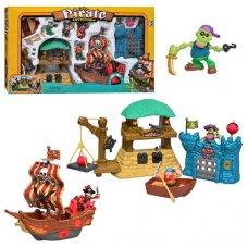 """Корабль пиратов Keenway """"Пиратскеи приключения"""" 10766"""