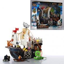 Игровой набор Пиратский корабль 50838 C