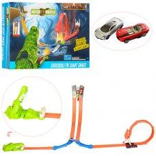 Детский гоночный автотрек Динозавр S8848