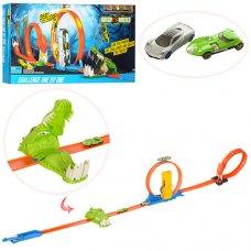 Детский гоночный автотрек Динозавр S8873