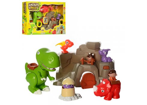 Набор игровой Динозавры KEENWAY 13631