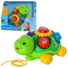 Каталка развивающая Черепаха VTECH 143103