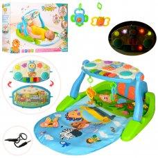 Развивающий коврик для младенца с игровой панелью, PB118X