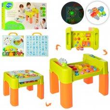Развивающий игровой центр-столик для детей 6-в-1 HOLA 928