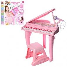 Синтезатор-рояль со стульчиком WIN FUN 2045G-NL