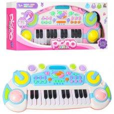Детский синтезатор-пианино на 24 клавиши, CY-6032B